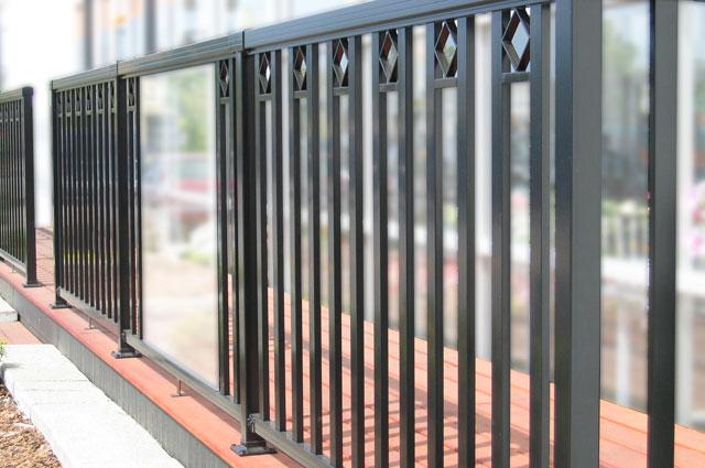 Home RailBlazers Aluminum Railing