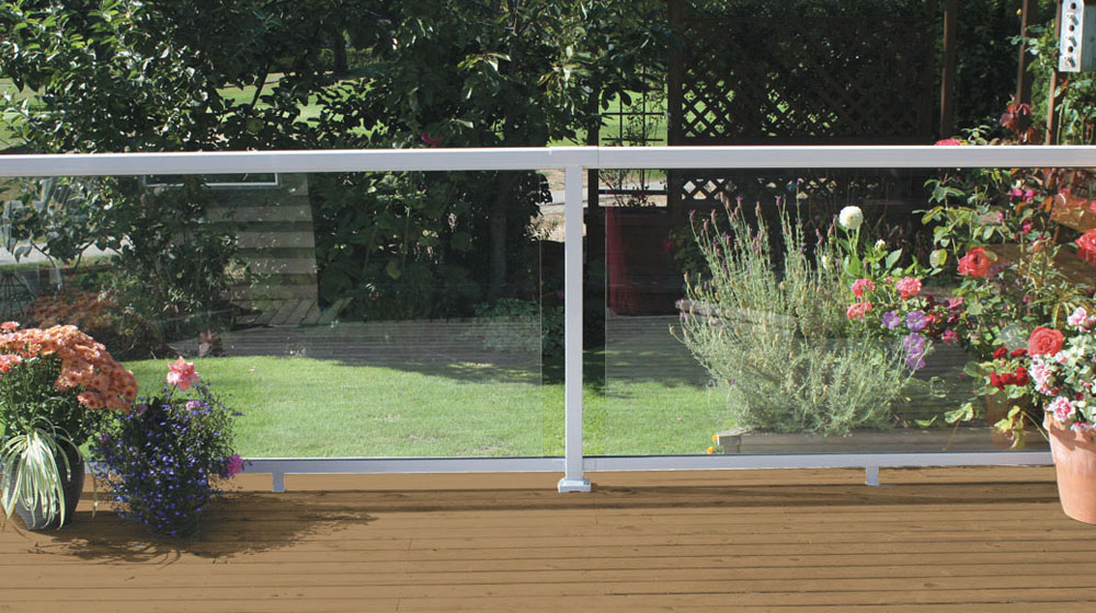 White-Large-Glass-Panel-Railing