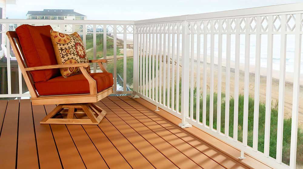 Exclusive to The Home Depot | RailBlazers Aluminum Railing